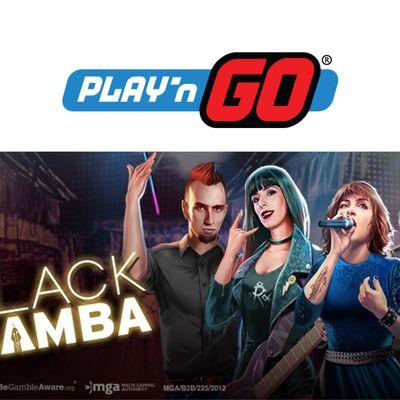 Le jeu de casino gratuit du mois de février 2020 : Black Mamba de Play'n Go