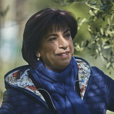 Mireille Benedetti  un 3 avril 2020 confiné