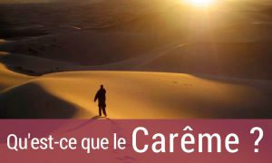 Le Carême ...