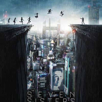 SEVEN SISTERS – NOOMI RAPACE