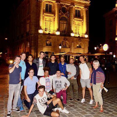 Les TIGERS en playdown à Bordeaux en photos et vidéos ...