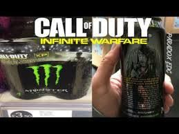 Code monster Infinite Warfare gratuit