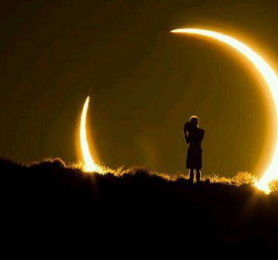 «  L'amour est un soleil »