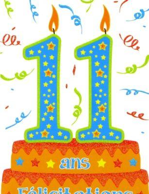 11 ans !!!