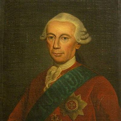 19 mai 1776: Comte de Saint-Germain