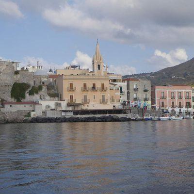 Sicile - Randonnée sur l'île de Lipari