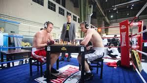 Ar chessboxing