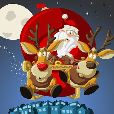 LE PERE NOEL: AMUSEMENT INOFFENSIF OU DISTRACTION TRAGIQUE ?