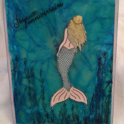 TAMPON MAGICAL MERMAID STAMPIN'UP