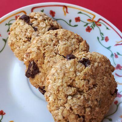 cookies à la farine de quinoa (sans gluten)