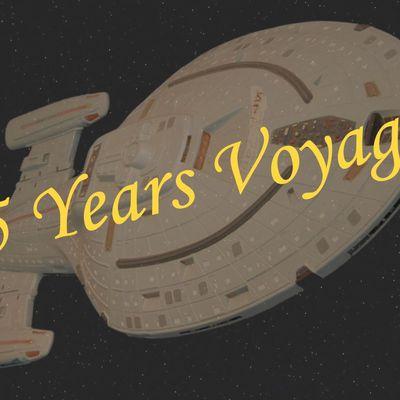 25 Jahre Star-Trek-Voyager