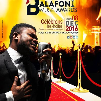 Ekambi Brillant : Parrain des Balafons Music Awards 2016