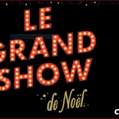 Le grand show de noël: mon nec le plus ultra pour cette fin d'année!