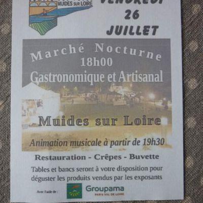 mArché semi-nocturne à Muides sur Loire 41