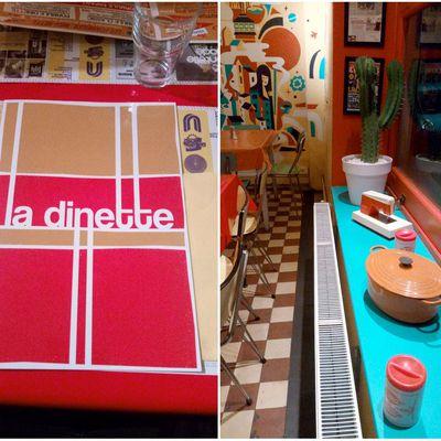 Restaurant La Dinette à Lille