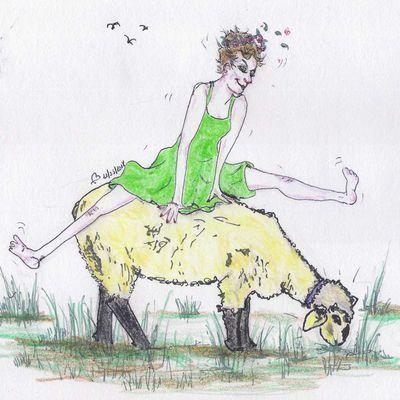 Saut de mouton :