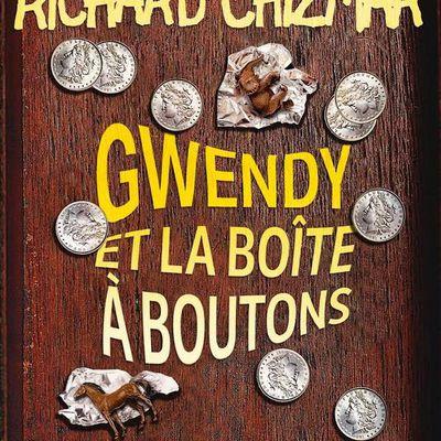 """""""GWENDY ET LA BOÎTE A BOUTONS"""" de Stephen King et Richard Chizmar (Chronique)"""