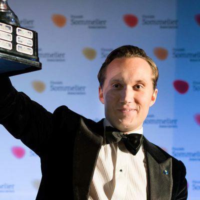 Sommellerie : la Suède toujours au sommet grâce à Fredrik Lindfors