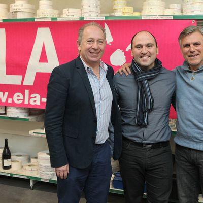 Vin : la cuvée du coeur (Lirac) signée Julien Allano, Manuel Amoros et Gilles Ozzello