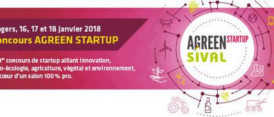 #Startup #Concours : AGREEN STARTUP au SIVAL 2018