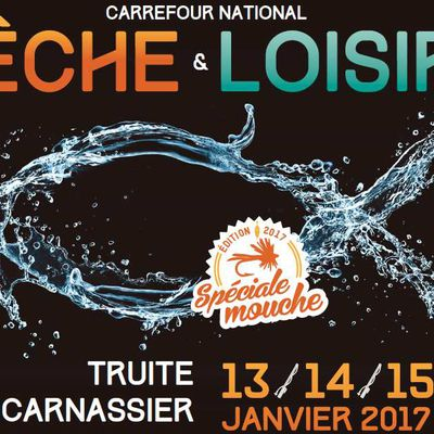 Carrefour National Pêche et Loisir de Clermont 2017