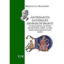 Une monarchie française d'ascendance davidique ?