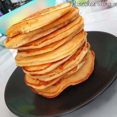 Pancakes ultra moelleux