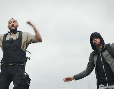 Eminem ''Lucky You'' (Feat. Joyner Lucas)