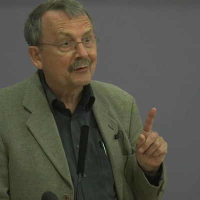 """Dr. Wolfgang Streeck:  """"We are being governed by an oligarchy"""""""