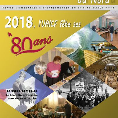 Echos du Nord n° 46 de mars 2018 disponible