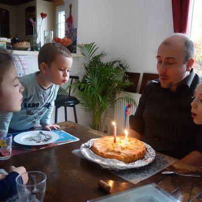 Double happy birthday