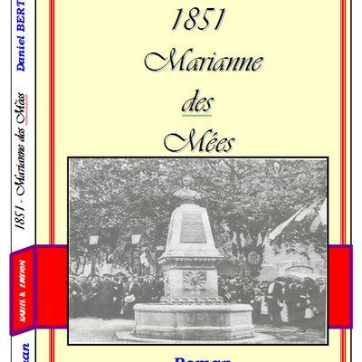 Daniel Berthet : 1851 -Marianne des Mées
