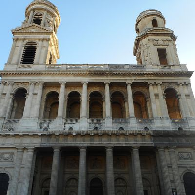 St Sulpice.