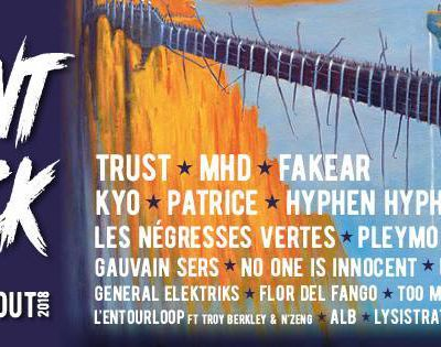 [LIVE REPORT] Au Pont du Rock 2018