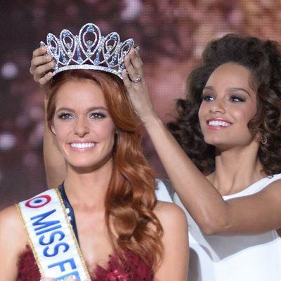 Miss Nord-Pas-de-Calais est sacrée Miss France 2018