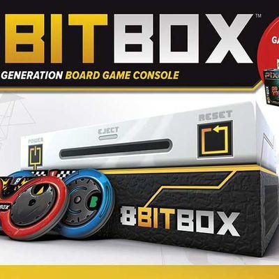"8 Bit Box (Iello) : ""Ready, Player One ?!"" (1ère partie...)"