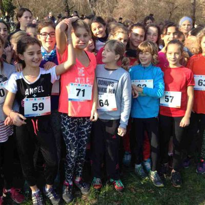 CROSS DEPARTEMENTAL A MONTELIMAR : mercredi 30 novembre 2016