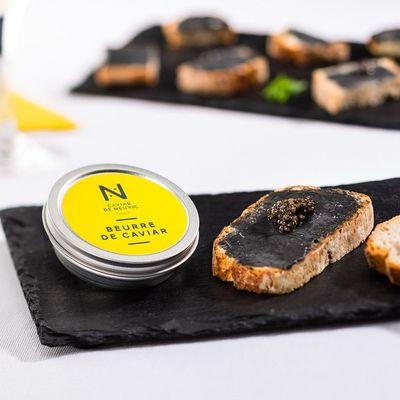 Le Beurre de Caviar De Neuvic