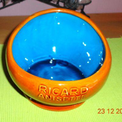 Sucrier Céramique (Ricard Anisette)