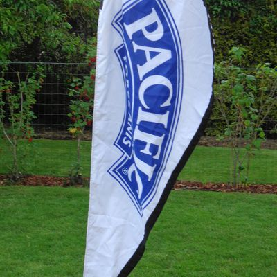 Flamme Pacific Blanche