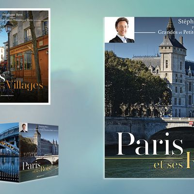 "Livre : ""Paris et ses Rois"" Collection Mondadori France"