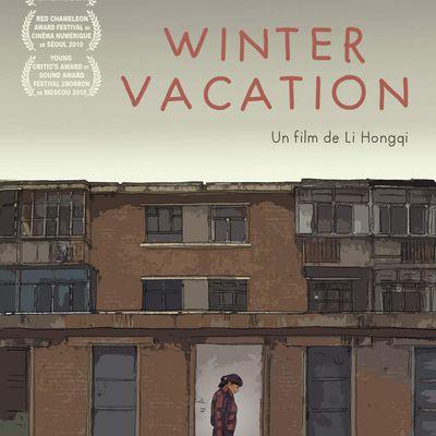Jaquette du film Winter vacation
