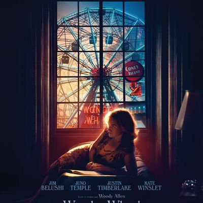 Wonder wheel de Woody Allen