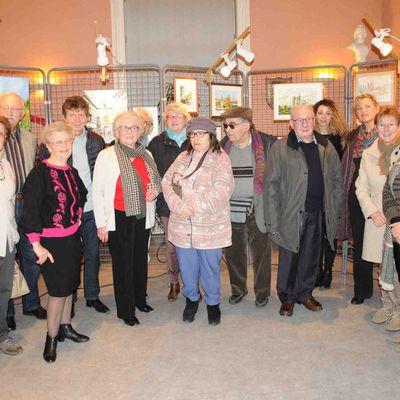 18ème Salon des Peintres d'Ecquevilly Bilan