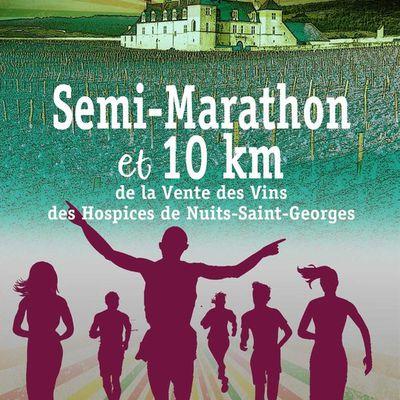 Semi-marathon et 10 km de Nuits-Saint-Georges