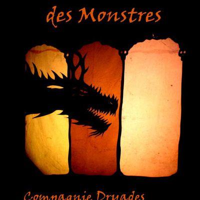 """Spectacle """"La Grande Nuit des Monstres"""" - Thonon Grangette samedi 21 octobre"""
