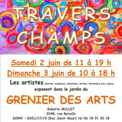 ART TRAVERS CHAMPS 2018