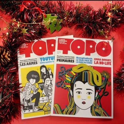 Un nouvel abonnement sous le sapin : TOPO