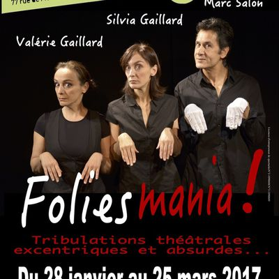 FOLIES MANIA ! à la Comédie Nation