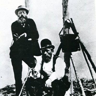 Les pionniers de l'hôtellerie en Suisse